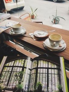 Kaffee im MÜZ
